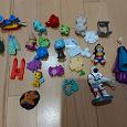 Отдается в дар киндеры и мелкие игрушки