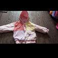 Отдается в дар Детская курточка на 80-86