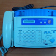 Отдается в дар Факс Brother FAX-335MC