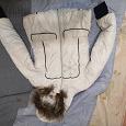 Отдается в дар Зимняя куртка для девочки рост 134