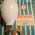 Отдается в дар Ртутная лампа высокого давления