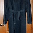 Отдается в дар Новое мужское кашемировое пальто (большой размер)