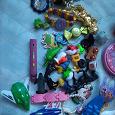 Отдается в дар Куча мелочи деталей от игрушек