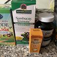 Отдается в дар Витамины и БАДы