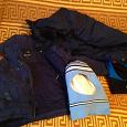Отдается в дар зимняя куртка 98