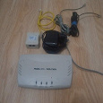 Отдается в дар ADSL модем-маршрутизатор