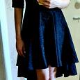 Отдается в дар Чёрное платье, 44 размер