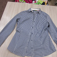 Отдается в дар Блуза-рубашка 42 размер