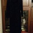 Отдается в дар вечернее платье 42-44