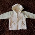 Отдается в дар Летняя курточка из хлопка на 1 год