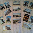 Отдается в дар Набор открыток «Волгоград. Мамаев курган»