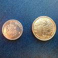 Отдается в дар Монетки ESPANA