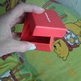 Отдается в дар Коробочка для подарка или хранения