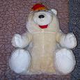 Отдается в дар Медведь новогодний