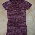 Отдается в дар вязаная туника/удлиненный свитер SoHo