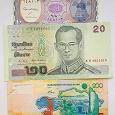 Отдается в дар Иностранные купюры, банкноты, деньги.