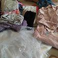 Отдается в дар Пакет одежды для девочки, примерно 116