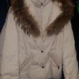 Отдается в дар Зимняя куртка 46