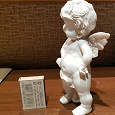 Отдается в дар Декоративная фигурка ангелочка