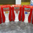 Отдается в дар Коллекционные стаканы Coca-Cola СОЧИ-2014