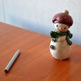 Отдается в дар Фигурка снеговика