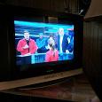 Отдается в дар Телевизор кинескопный Samsung