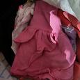 Отдается в дар Пакет вещей для девочки 3-4года