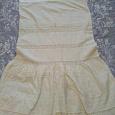 Отдается в дар Летняя юбка 56 размера