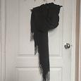 Отдается в дар Палантин-шарф теплый