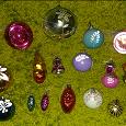 Отдается в дар Новогодние игрушки — радость глазкам, радость ушкам (: