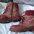 Отдается в дар Зимние ботинки 33размер