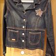 Отдается в дар Джинсовая куртка/пиджак, фирма Baby Phat, США