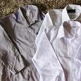 Отдается в дар Рубашки на 7-8 лет