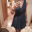 Отдается в дар Платье сарафан джинса 44-46 размер