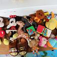Отдается в дар Мешок мягких игрушек