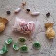 Отдается в дар Бусины натуральные, из ракушек