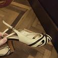 Отдается в дар Туфли летние 40 размер