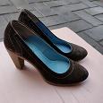 Отдается в дар Туфли ботинки женские