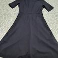 Отдается в дар Платье синее размер 40-42