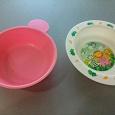 Отдается в дар Детские тарелки