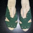 Отдается в дар Ретро обувь СССР новая 23,5 см