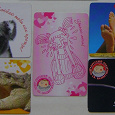 Отдается в дар Маленькие открытки «Валентинки на каждый день»