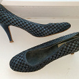 Отдается в дар Женские туфли на каблуке