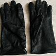 Отдается в дар Мужские кожаные перчатки 9,5