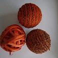 Отдается в дар декоративные шарики для интерьера