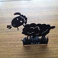 Отдается в дар Сувенир овечка