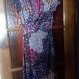 Отдается в дар Трикотажное платье Modis размер 44