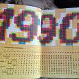 Отдается в дар Молодежный календарь 90