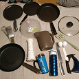 Отдается в дар Посуда и кухонные принадлежности