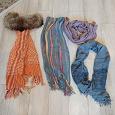 Отдается в дар Шапки шарфы